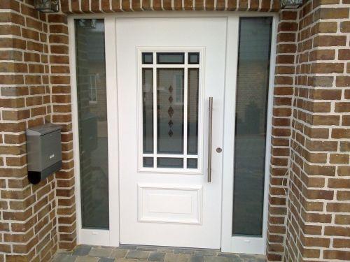 Eingangstüren landhausstil  Haustüren